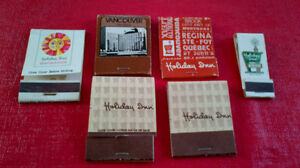 Matchbook covers-Holiday Inn Kitchener / Waterloo Kitchener Area image 2