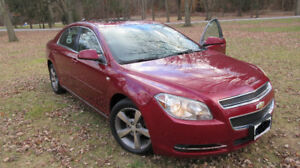 TOP OF THE LINE 2008 Malibu LT - POWER SUNROOF - REMOTE STARTER