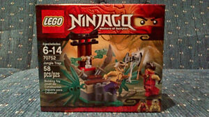 Lego Ninjaga Lot - 5 Different Sets Cambridge Kitchener Area image 5
