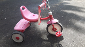 Tricycle rose