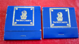 Matchbook Covers-The Ritz-Carlton Kitchener / Waterloo Kitchener Area image 1