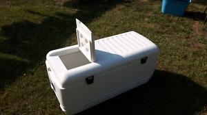Big marine cooler