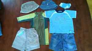 Vêtements d'ÉTÉ pour garçon 18-24 mois / Boy Summer Clothes