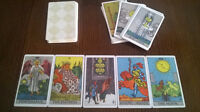 INTRODUCTION TO TAROT READING WORKSHOP - $25!