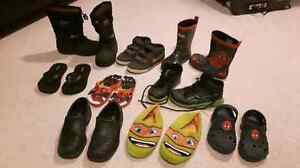 Shoes and boots lot