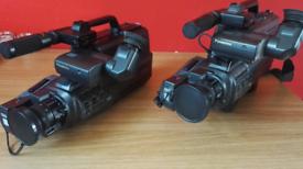Rare vintage M10 vhs video camera