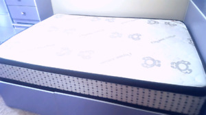 Double Foam Matters and (Bedframe( box)