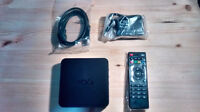 Android TV Box with remote - $100