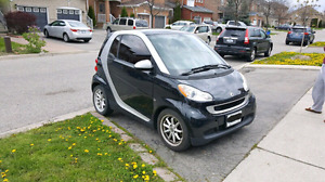 2008 SMART FORTWO 2 DOORS, COUPE, bluetooth