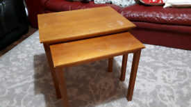 Free - two nested tables.