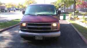 97 CHEVY EXPRESS 2500