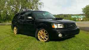 Forester XT 2004 Swap complet STI USDM 2006