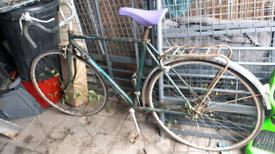 Dawes road bike.