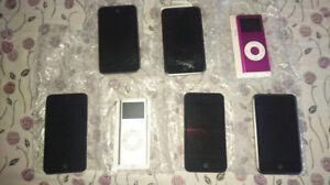 Apple iPods - Various Models - DEFECTIVE - $20 each / $100 All