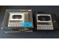 Commodore cassette deck