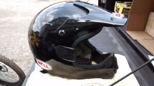 Bell Full Face Bike Helmet - was barely used - DH FR