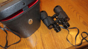 Fisher – Dietz, Binoculars with protection case