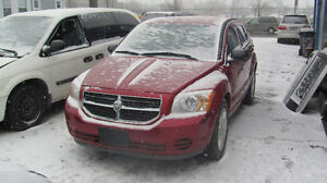 2007 Dodge Caliber 4door ,Auto safety and e test 127000km London Ontario image 2