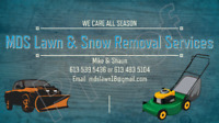 MDSlawn care snow removal