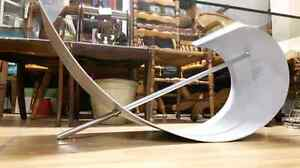 Designer Coffee Table with Tempered Glass West Island Greater Montréal image 4