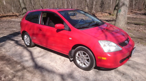 2002 Honda Civic Hatchback SIR