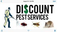 Pest control on discounted price. Call. 416-937-0967  GTA.