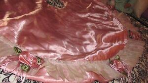 Victorian Silk Tree Skirt Kitchener / Waterloo Kitchener Area image 3