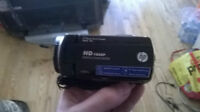 HP HD 1080p Touch Screen Camcorder
