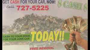 $$ CASH $$ FOR DAMAGED OR UNWANTED VEHICLES