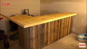 Reclaimed Pallet Projects!!