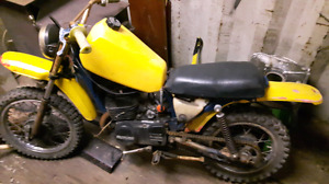 DS 80 1978 parts bike or project