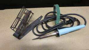 Weller, professional soldering iron, W60P with metal stand