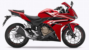 I'm Looking For A Sport Bike