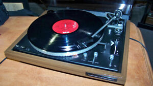 Dual CS 721 direct drive turntable, CONSIDERING TRADES