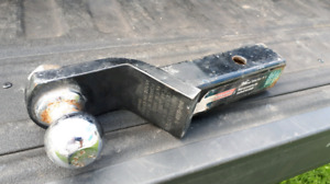 2 INCH BALL HITCH