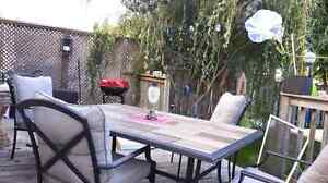 Patio furniture =moving, must sell
