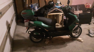 150cc gy6 scooter