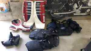 Smith Adult goalie gear