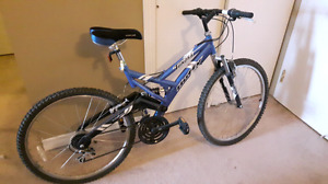 Adult Bike - Rarely used - Excellent Condition