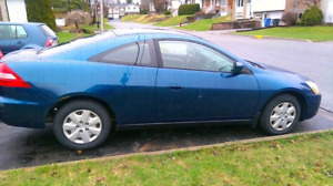 2003 Honda accord automatic 1900$