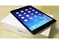 Apple ipad mini 16gb wifi and 3G