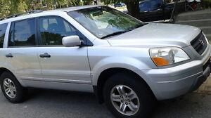 2005 Honda Pilot SUV, Crossover