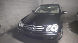 WOW! 2007 MERCEDES BENZ CLK 350