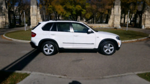 2008 BMW X5 3.0 si AWD 7 seater well maintained