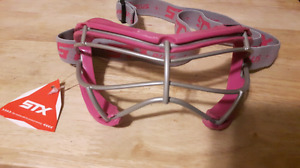 STX  lacrosse eye protection