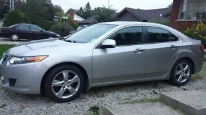 2009 Acura TSX base model 6 spd new clutch $7500