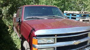 1995 Chevrolet 6.5L Diesel 3/4 ton 4X4  for parts