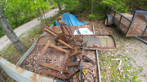 Old plow for sale