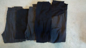 Lot of Exercise Pants - L & XL