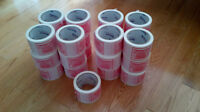 3 inch Printed Packaging Tape 13 Rolls
